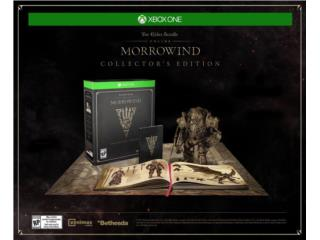 Elder Scrolls Morrowind PS4 o Xbox One, PRO Electronics Puerto Rico