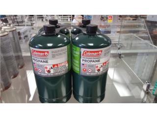 Gas Propane (Coleman), WSB Supplies Puerto Rico