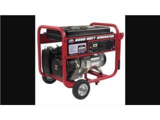 Planta Electrica All Power, Any Parts/ Plantas Electricas Puerto Rico
