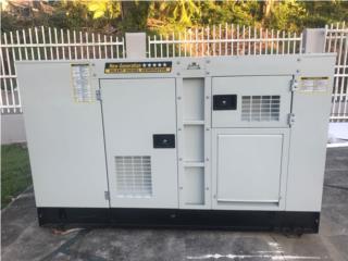 Generador 50 Kw Nuevo, Any Parts/ Plantas Electricas Puerto Rico
