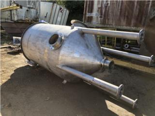 Tanque en SS DE 1,000 GALONES, All Equipment Puerto Rico