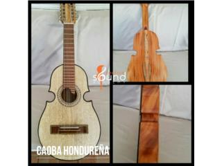 Cuatro Artesanal en Caoba Hondureña - NUEVO!, Creative Sound Academy Puerto Rico