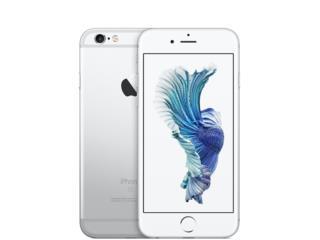 Iphone 6s 32GB Tmobile Silver, Cellphone's To Go Puerto Rico