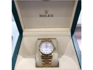 Rolex Day-Date President 36mm, CHRONO - SHOP Puerto Rico