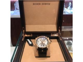 Roger Dubuis Excalibur only 28 Pieces #27, CHRONO - SHOP Puerto Rico