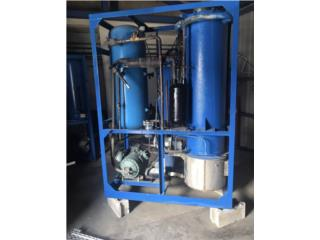 Maquinas hacer hielo VOGT Henry Machine 5TONS, All Equipment Puerto Rico