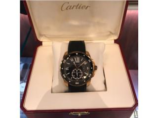 Cartier Calibre Rose Gold , CHRONO - SHOP Puerto Rico