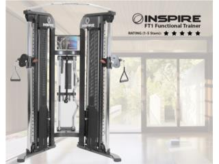 INPIRE FT1 FUNTIONAL TRAINER. By Rulifes, RULIFES WELLNESS INTEGRAL Puerto Rico