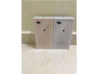 IPHONE 8 PLUS t mobile  64gb sin usar, W-I Celulares & Best Cover PR Puerto Rico