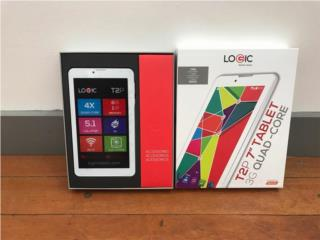 Tablet 7' Logic 3G Quad Core., Iphone FACTORY Puerto Rico