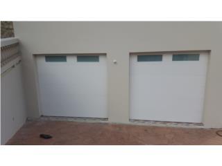 Puertas de Garaje con instalacion, Automatic Security Gates Puerto Rico