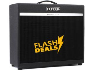 Fender Bassbreaker 45W 2x12 Tube Guitar Combo, STEVAN MICHEO MUSIC Puerto Rico