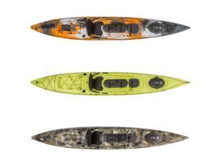 O.K Trident 15 Limited Angler Edition 2016 , Aqua Sports Kayaks Dsitributors Puerto Rico Puerto Rico