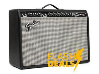 Fender '65 Deluxe Reverb - Guitar Combo Amp, STEVAN MICHEO MUSIC Puerto Rico