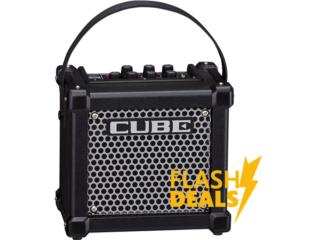 Roland Micro Cube GX   Guitar Combo Amp , STEVAN MICHEO MUSIC Puerto Rico