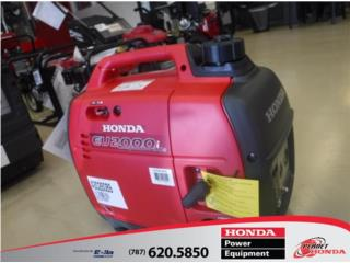 HONDA EU 2000I, PLANET HONDA POWER EQUIPMENTS Puerto Rico