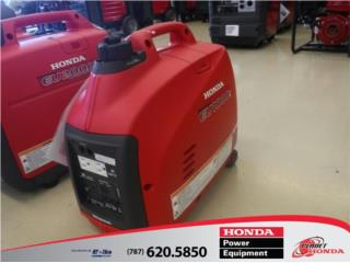 GENERADOR ELECTRICO HONDA 1000I, PLANET HONDA POWER EQUIPMENTS Puerto Rico