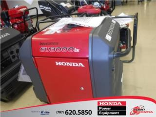 GENERADOR ELECTRICO HONDA EU 3000IS, PLANET HONDA POWER EQUIPMENTS Puerto Rico