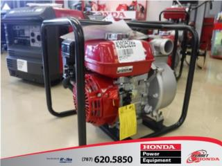 HONDA WATER PUMP WB 20XT, PLANET HONDA POWER EQUIPMENTS Puerto Rico
