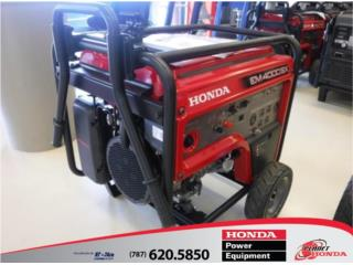 GENERADOR ELECTRICO HONDA EM 4000SX, PLANET HONDA POWER EQUIPMENTS Puerto Rico