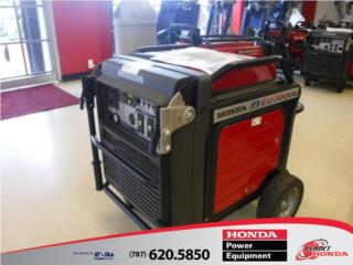 GENERADOR ELECTRICO HONDA EU 7000IS, PLANET HONDA POWER EQUIPMENTS Puerto Rico