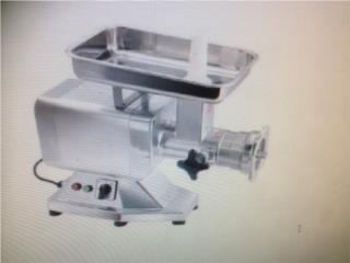 MOLINO DE CARNE (meat grinder) 110v / 1HP, AA Industrial Kitchen Inc Puerto Rico