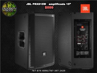 JBL PRX815W, Baldorioty Music Puerto Rico