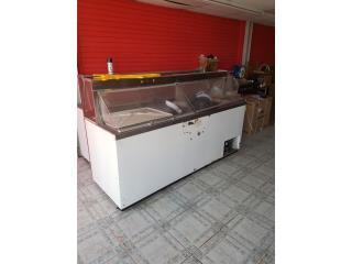 Frezeer para mantecados 24 carafas, Restaurant Equipment and Steel Puerto Rico