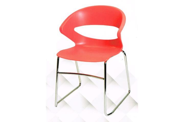 Moderna silla plastica puerto rico for Sillas plasticas modernas