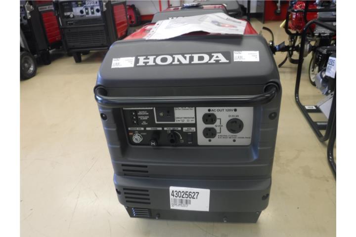 Generador electrico honda eu 3000is puerto rico for Generador electrico honda precio