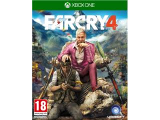 far cry 4 xbox one , SAT EXPERTS Puerto Rico