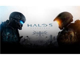 Halo 5 Xbox one $30, SAT EXPERTS Puerto Rico