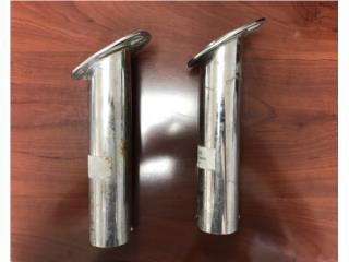Lee's Stainless Steel Rod Holders, DE DIEGO RENTAL Puerto Rico