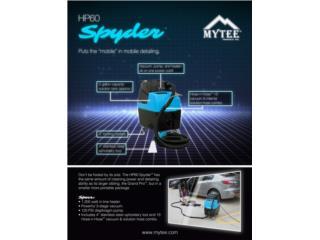 MAQUINA DE SHAMPOO 6 GAL MYTEE, Car Wash & Detail Solutions Inc Puerto Rico