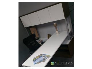 MOBILIARIO OFICINA MODERNO NUEVO, A E NOVA Contractors Puerto Rico