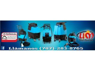 Máquina de Shampoo Mytee , UM Distributors, Inc. Puerto Rico