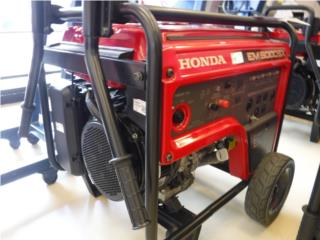 HONDA GENERADOR ELECTRICO EM 5000SX, PLANET HONDA POWER EQUIPMENTS Puerto Rico