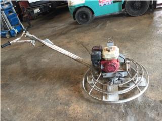 Helicopter para Concreto Stone, DE DIEGO RENTAL Puerto Rico