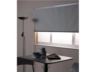 Cortinas Roll-up Blackout 50% OFF, READY SHADES Puerto Rico