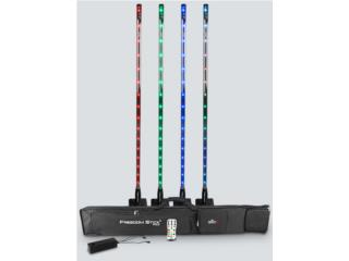 Chauvet Freedom Stick Pack, Baldorioty Music Puerto Rico