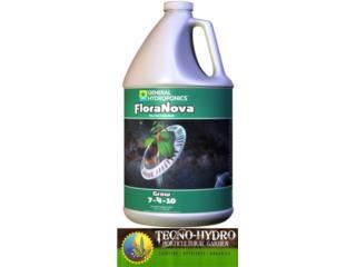 FLORANOVA GROW 7-4-10  GENERAL HYDROPONICS, TECNO-HYDRO Puerto Rico