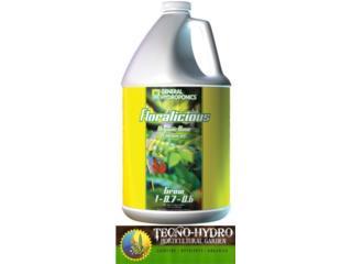 FLORALICIOUS GROW 1-.07-0.6 HYDROPONICS, TECNO-HYDRO Puerto Rico