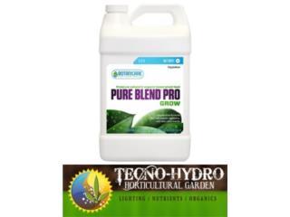 PURE BLEND PRO GROW 3-2-4  BOTANICARE, TECNO-HYDRO Puerto Rico