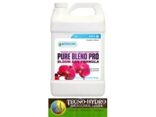 PURE BLEND PRO BLOOM SOIL 1-4-5 BOTANICARE, TECNO-HYDRO Puerto Rico