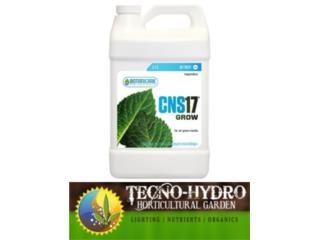 CNS17 GROW 3-1-2 BOTANICARE, TECNO-HYDRO Puerto Rico