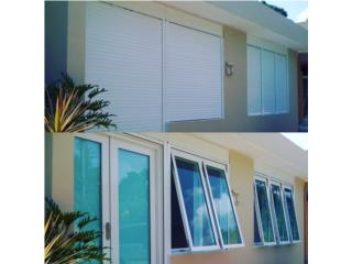 ROLL UP SHUTTERS , SHUTTERS AND ALUMINUM Puerto Rico