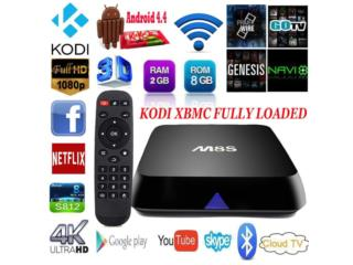 M8S Android TV BOX, CELUCITY Puerto Rico