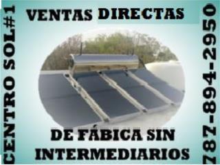 CENTRO SOL#1 ÚNICA CERTIFICACION COMERCIAL , CENTRO SOL #1 787-894-2950 CALENTAD. CERTIFICADOS Puerto Rico