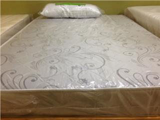 Mattress Modelo Semi Ortopedico, Dream Beds  Inc. Puerto Rico