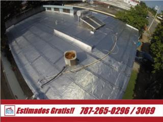 **DANOSA ESTIMADOS GRATIS , SUPERIOR ROOFING 787-265-0296 Puerto Rico